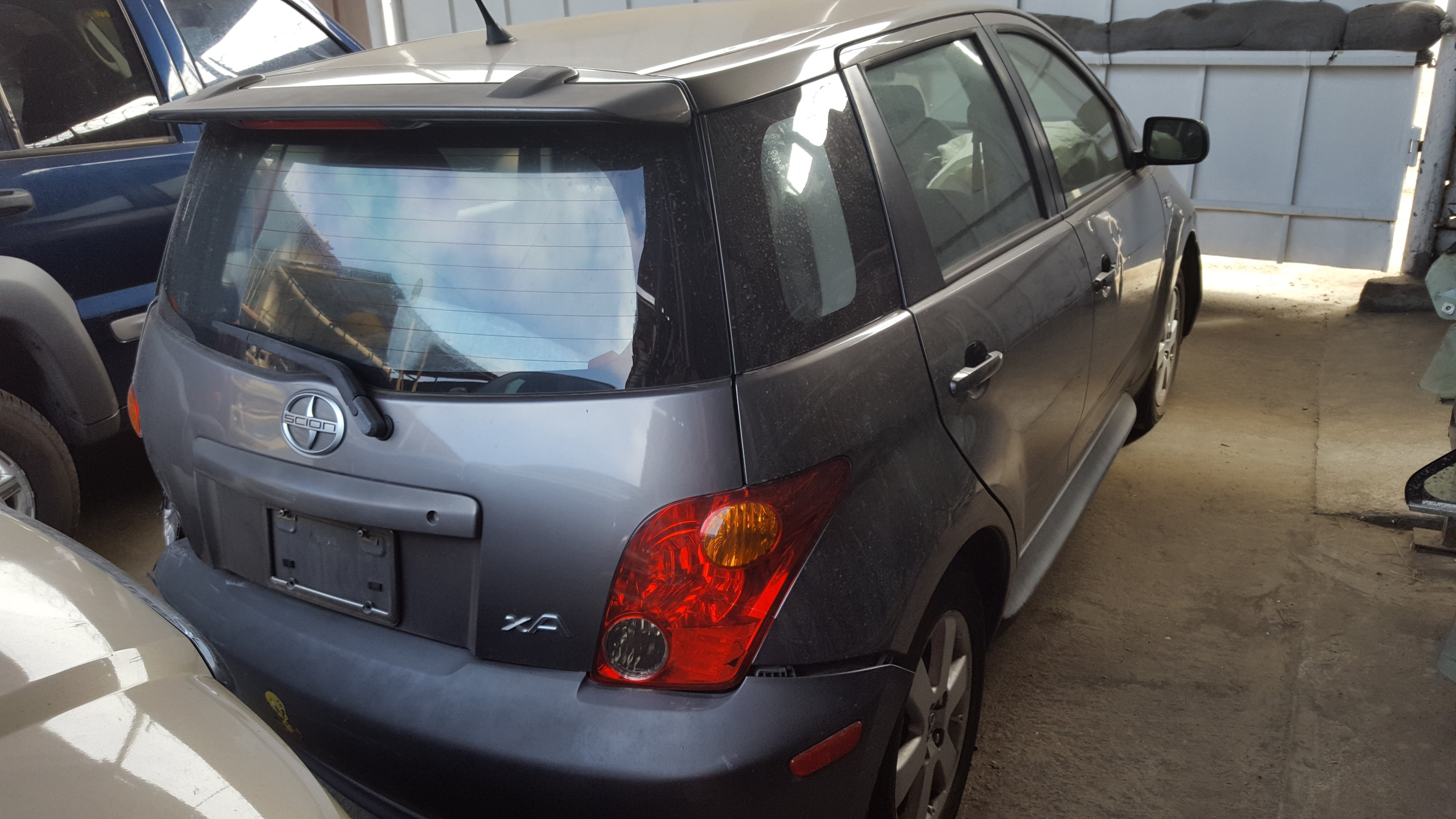 2004 Scion Xa For Parts Only Abc Auto Parts