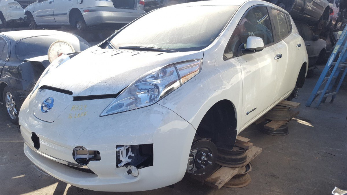 2016 Nissan Leaf have 5 of them FOR PARTS ONLY - ABC Auto Parts