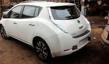 2016 Nissan Leaf for parts only full