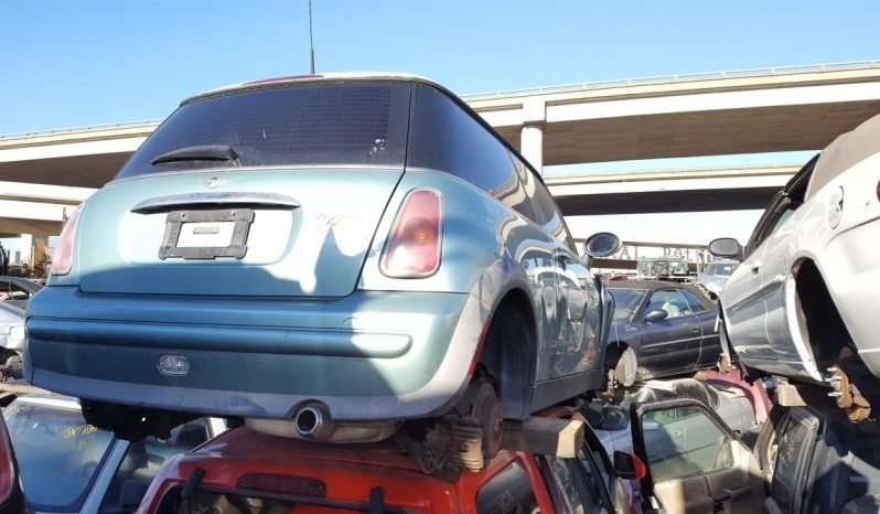 2000  Mini for parts full